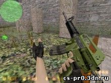 M4a1 Camo With Screens